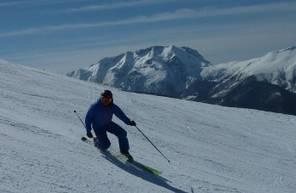 Cours privés de ski à l'Alpe d'Huez