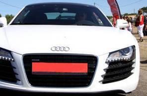 Pilotage d'une Audi R8 - Circuit de Nogaro