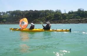 Randonnée en Kayak à Fouras au Pays de Ford Boyard