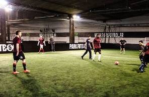 Session de Foot Indoor près de Paris