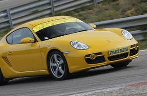 Stage de Pilotage en Porsche G T 3 - Circuit du Luc