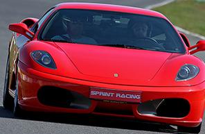 Pilotage de 2 voitures : Ferrari 430 et Porsche 997 - Circuit de Croix-en-Ternois