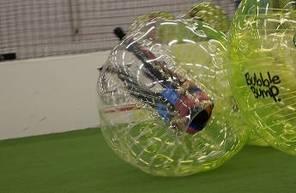 Bubble Bump Saint-Etienne