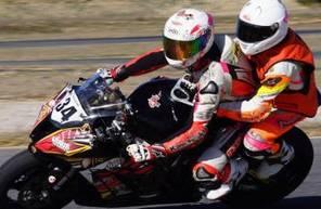 Baptême en Moto ZX10R Kawasaki - Circuit de Lédenon