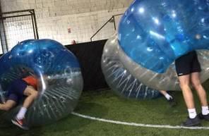 Partie de Bubble Bump à Périgueux