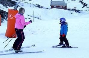Stage de ski à Vaujany