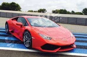 Stage de Pilotage en Lamborghini Huracan - Circuit Paul-Ricard piste GT
