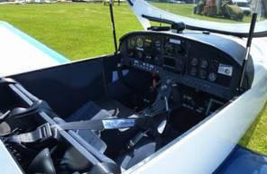 Initiation au pilotage d'avion à Gap