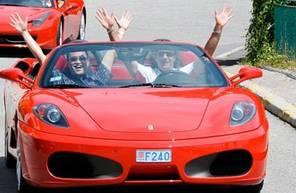 Baptême en Ferrari F430 à Nice et Monaco