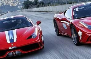 Stage de Pilotage en Ferrari 458 Spéciale - Circuit Paul Ricard piste GT