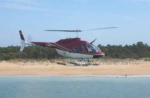 Initiation au Pilotage d'Hélicoptère R22 à Oléron