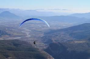 Stage pilotage de parapente à Laragne-Monteglin près de Gap