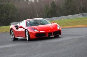 Baptême en Ferrari 488 GTB - Circuit du Mans
