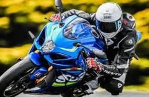 Stage de Pilotage en Suzuki GSRX 1000 - Circuit de Bordeaux-Mérignac