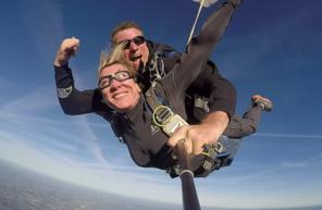 Saut en Parachute tandem à Albi dans le Tarn