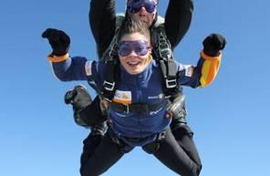 Saut en Parachute Tandem de 6 000m à Peronne