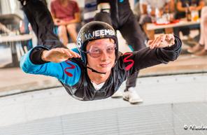 Simulateur de chute libre en soufflerie indoor à Lille