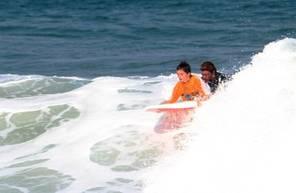 Cours particulier de Surf à Biarritz