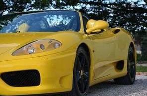 Conduite sur route Ferrari Modena Spider Toulouse