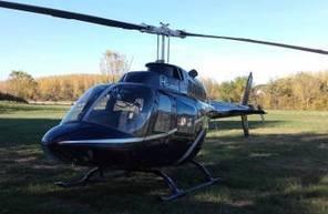 Initiation au Pilotage d'Hélicoptère à Lorient