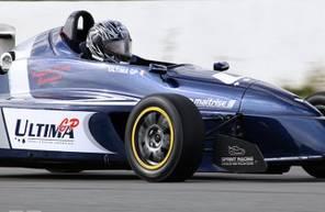 Pilotage d'une Formule Renault - Circuit de Trappes