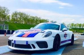 Baptême en Porsche 991 GT3 Phase 2 - Circuit de Chenevières