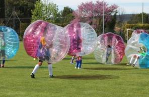 Bubble Football à Aix en Provence