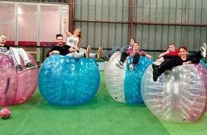 Bubble Football à Marseille