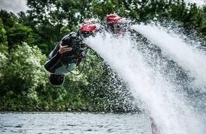 Initiation au Flyboard près de Verdun