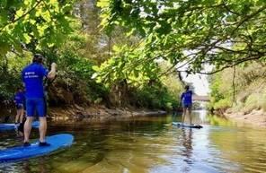 Balade découverte en Paddle à Capbreton