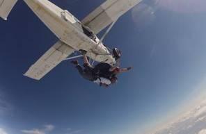 Saut en Parachute Tandem près de Lens et de Béthune