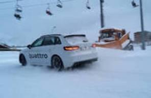 Stage et initiation au pilotage sur la glace - Circuit de l'Alpe d'Huez
