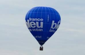 Baptême en montgolfière - Vol au dessus de Rennes et la campagne Bretonne