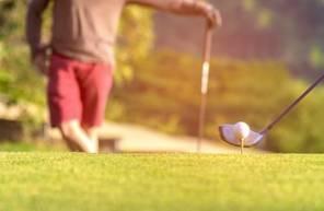 Initiation ou cours particulier de golf près d'Aubagne