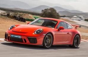 Stage de pilotage sur Porsche 991 GT3 - Circuit Drift N'Grip