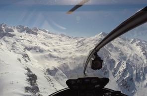 Baptême en Hélicoptère en Isère - Vol en hélicoptère à Grenoble