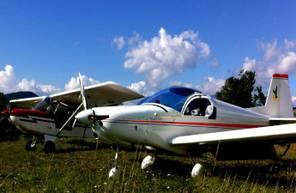 Initiation au pilotage d'avion ultra léger à Grenoble