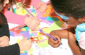 Animation d'anniversaire pour enfant à domicile sur Cannes et l'Alpes-Maritimes