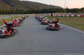 Session de Karting pour enfants à Brignoles dans le Var