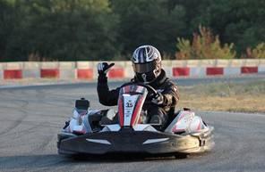 Session de Karting à Brignoles dans le Var