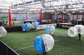 Bubble Football près de Paris