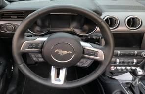 Baptême ou stage de pilotage en Ford Mustang - Circuit de l'Anneau du Rhin