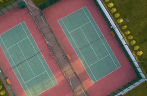 2 heures de location d'un terrain de Tennis à Bordeaux