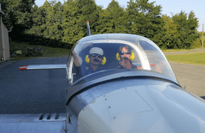 Baptême en Avion Léger - Vol découverte des Gorges du Tarn près de Toulouse
