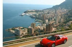 Stage de Pilotage sur Route en Ferrari F430 à Nice et Monaco