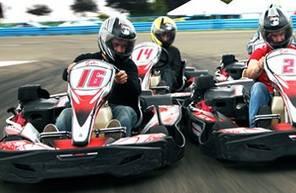 Session de Karting près de Dreux