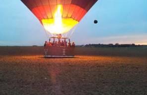 Vol en montgolfière - tour à Marœuil en Nord-Pas-de-Calais
