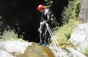 Canyoning à Béziers