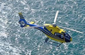 Baptême en Hélicoptère - Vol sur St Brieuc ou la côte de Granit Rose