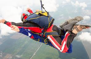 Saut en Parachute Tandem à Narbonne